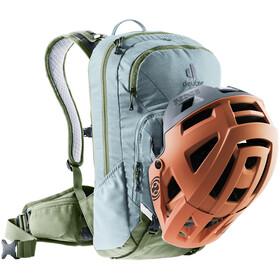 deuter Attack 14 SL Backpack Women, grijs/olijf